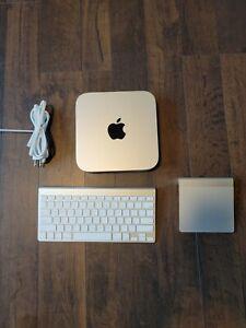 Apple Mac mini, 2.6GHz Intel Core i5, 8GB RAM, 1TB HDD + keyboard and magic pad.