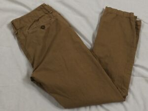 American Eagle Outfitters Slim Straight Edition Beige Pants Men's Size 31 x 32