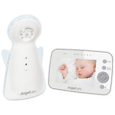 New Angelcare Digital Video & Sound Baby Monitor AC1320 LCD Screen Night Vision
