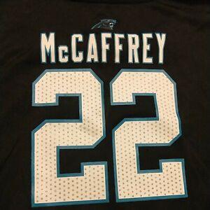 CAROLINA PANTHERS Christian McCaffrey NFL Jersey - Youth Girls (S 6/6X) NEW