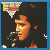 Elvis Presley - Elvis' Gold Records Volume 5 1997 CD album