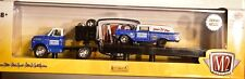 M2 MACHINES 1970 CHEVROLET C60 TRUCK & 1957 CHEVROLET SEDAN DELIVERY