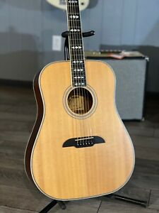 Framus FD-28 SR VSNT, Acoustic Guitar #167 W/ Free Shipping & Hard Case