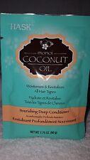 Hask Monoi Coconut Oil Nourishing DEEP CONDITIONER Moisturizes 1.75 oz/50g New