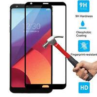 For LG G6 9H Full Cover Mini Premium Tempered Glass Screen Protector Film