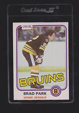 1981-82 O-Pee-Chee Brad Park #8 (Buy 5 $3.00 Cards Pick 2 Free)