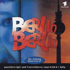 BERLIN BERLIN - CD - SOUNDTRACK ZUR TV-SERIE