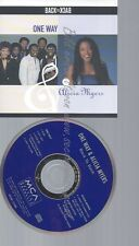CD--ALICIA MYERS ONE WAY -- --- BACK TO BACK