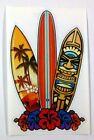 Surfboards Hawaii quicksilver rusty billabong  california sticker decal