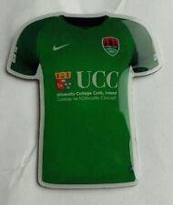 Cork City fc new kit pin badge 2017 Irish football Ireland Rebels