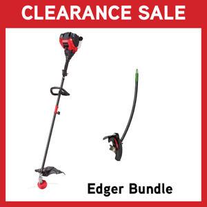 4 STROKE Whipper Snipper & Edger Bundle - Troy Bilt (363-950-0002)