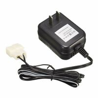 6V Wall AC Adapter Charger Power Supply For Kid TRAX ATV Quad Ride On Car E99X
