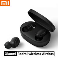 Original Xiaomi Redmi AirDots Mi True Wireless Headphones Bluetooth Earphones