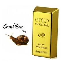 THE SAEM Gold Snail Bar (Cleansing Soap) 100g / 3.52oz