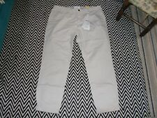 FAT FACE ST. IVES CHINOS - PEBBLE - SIZE 16 - BNWT - WITH STRETCH !!
