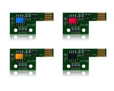 5 x Toner Chips for Xerox 6125 6125n 106R01331 106R01332 106R01333 106R01334