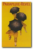 Prapluie Revel Umbrella Vintage Advertisement Wall Decor Art Print Poster 24x36