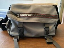 "Tamrac camera bag Large 13.5""x9""x8"" dark gray"