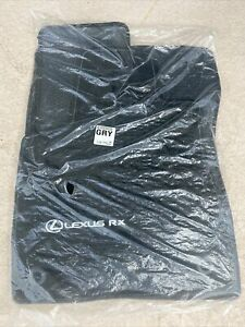2015-2018 LEXUS RX350 Floor Mat Set, 4 Piece, TN-PRD-MARK4 OEM