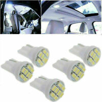 8 Led 3020 Smd T10 5W 194 168 501 Glühbirnen Keil Side Lampen Auto Weiß