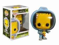 SPACEMAN BART #1026 FUNKO POP - TREEHOUSE OF HORROR SIMPSONS SERIES - NEW