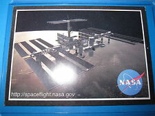 NASA PROMO TRADING CARD COMIC CON EXCLUSIVE 2006 N/MINT SPACEFLIGHT GOV