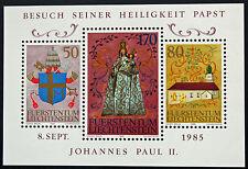LIECHTENSTEIN - stamp/stamp Yvert and Tellier Block n°15 n (cyn5)
