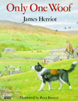 Only One Woof (Piccolo Books) by James Herriot, Acceptable Used Book (Paperback)