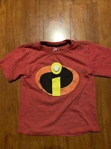 Disney - Pixar incredibles2 5t red shirt