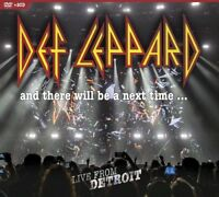 Def Leppard - And There Will Be A Next Time... Live From Detroit [New DVD] With