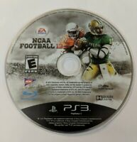 NCAA Football 13 (PlayStation 3) (2012) PS3 Disc Only! Tested - FREE SHIPPING