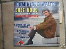 EUROVISION 1967 EP FRANCE DOMINIQUE WALTER+