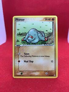 Phanpy 2006 Ex Holon Phantoms Pokemon Card Rare NM 75/110