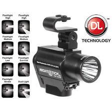 Bayco Nightstick NSP-4650B Helmet Mount Multi-Function Dual-Light LED Flashlight