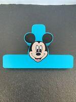 Rare Cute Walt Disney Vintage Disney Mickey Mouse Kitchen Bag Chip Clip