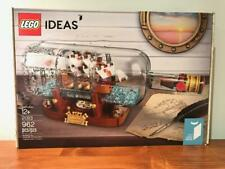 LEGO Ideas Ship in a Bottle Set 21313 NEW SEALED RETIRED MISB
