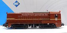 97767 ... PIKO ... NMBS / SNCB … Dieselloc  7608, .. tp DC  / CC (2-rails)