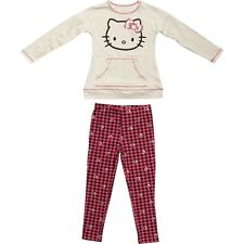NWT Weeplay Hello Kitty Toddler Girls Long Sleeve Tunic 2 Pc. Set Size 3T