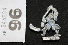 Games Workshop Citadel Chronicle N12 Duende Figura De Metal Warhammer slotta C3
