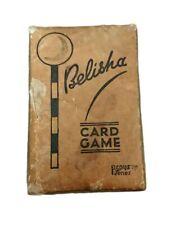 More details for vintage 1930s pepys belisha card game