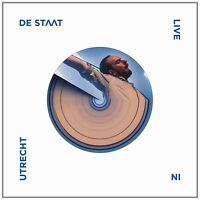 DE STAAT - LIVE IN UTRECHT  2 CD NEW+