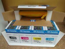 5 Pack multi Color CLT-406S Toner for SAMSUNG laserjet cartridges