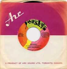 """HEAT EXCHANGE """"INFERNO"""" ORIG CN PROG 1970"""