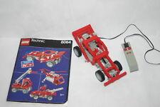 Technic Lego Racer 8064 - SELTEN und KOMPLETT - Super Zustand