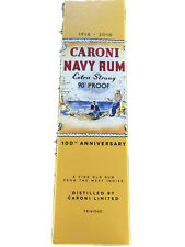 RUM CARONI NAVY RUM EXTRA STRONG 90° PROOF 70 CL 51,4°