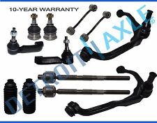 Brand New 12pc Complete Front Suspension Kit for Dodge Nitro and Jeep Liberty