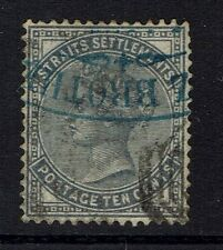 Straits Settlements SG# 39 - Used - Wmk CC (See Note) - Mint Hinged - Lot 040517