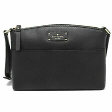 Kate Spade New York Grove Street Millie Leather Handbag - Black