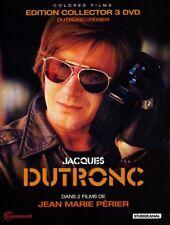 JACQUES DUTRONC  ANTOINE ET SÉBASTIEN / SALE REVEUR COFFRET DVD NEUF SOUS CELLO