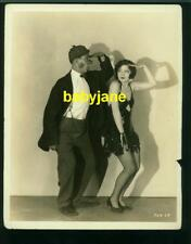 NANCY CARROLL HAL SKELLY VINTAGE 8x10 PHOTO TAKEN BY RICHEE 1929 DANCE OF LIFE